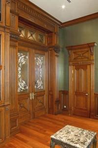 Деревянные панели для обшивки дома