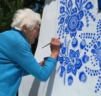 Как сделать из сельского дома произведение искусства?