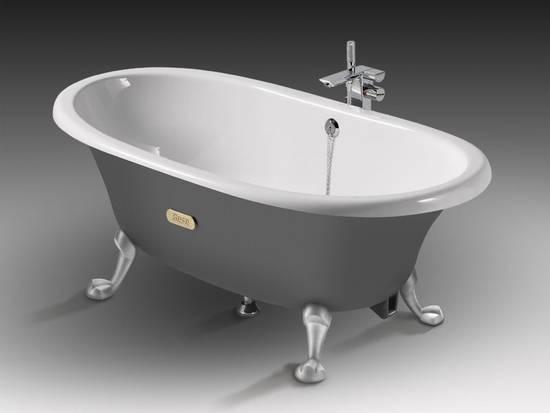 ванна красивая