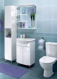 Мебель для ванной и сантехника из  Италии