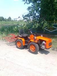 Мини трактор беларус