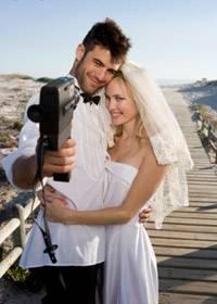 Профессиональная видеосъемка на свадьбу