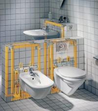Система инсталляции для сантехники