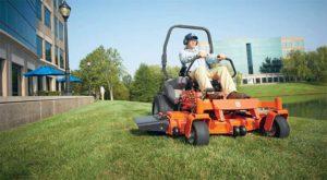 Преимущества садового трактора — газонокосилки