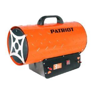 Преимущества тепловой пушки Патриот