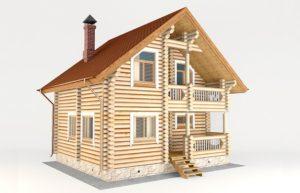 Услуги по строительству домов и бань